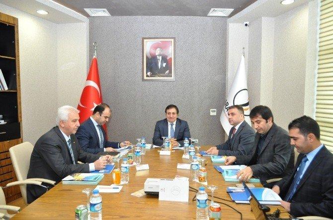 Karacadağ Kalkınma Ajansı Yönetim Kurulu Şanlıurfa'da Toplandı