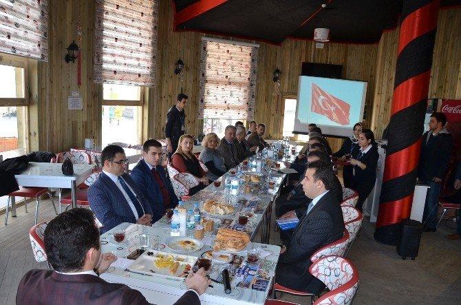 Şehit Mustafa Özdemir Seyir Terası İşletmeye Açıldı
