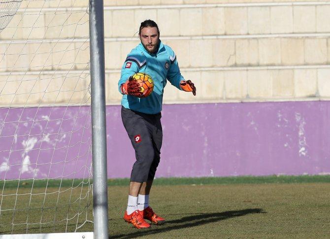 Osmanlıspor'da Kayserispor maçı hazırlıkları başladı