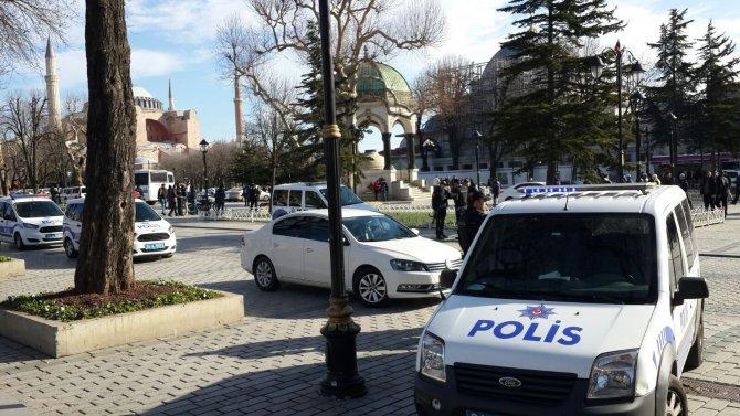 Sultanahmet'te patlamada: 1 ölü