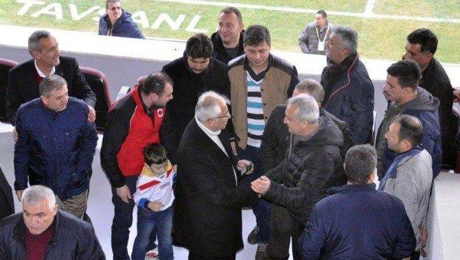 TKİ Tavşanlı Linyitspor İkinci Yarıya Moralli Başladı