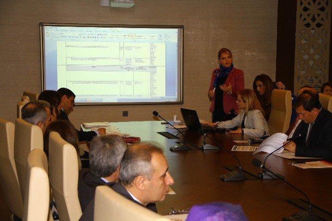 İl Kadın Hakları Koordinasyon Kurulu Toplantısı