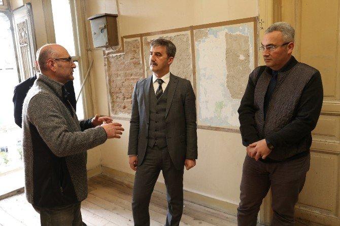 Üzümcü Konağı'ndan Kent Müzesi'ne Yolculuk Başladı