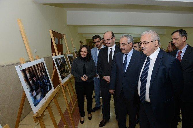 """KSÜ'de """"Tarımsal Yüksek Öğretimin 170. Yıl Dönümü"""" Kutlandı"""