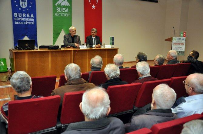 """""""Osmanlı'dan önce Bursa hisar içinden ibaretti"""""""
