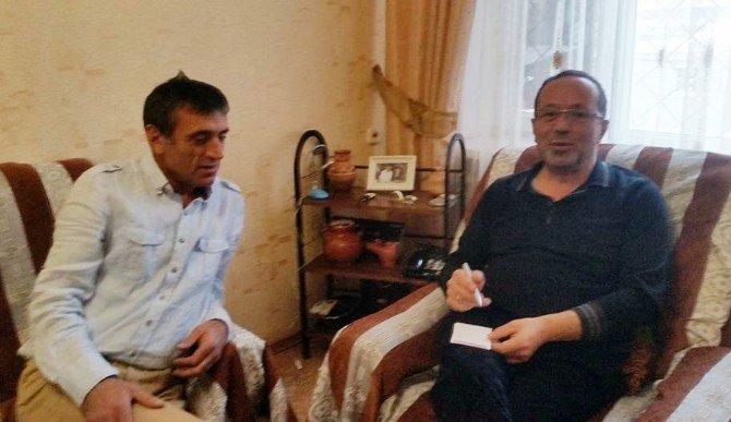 Karabüklü Öğretmen Kazakistan'da Gündem Oldu