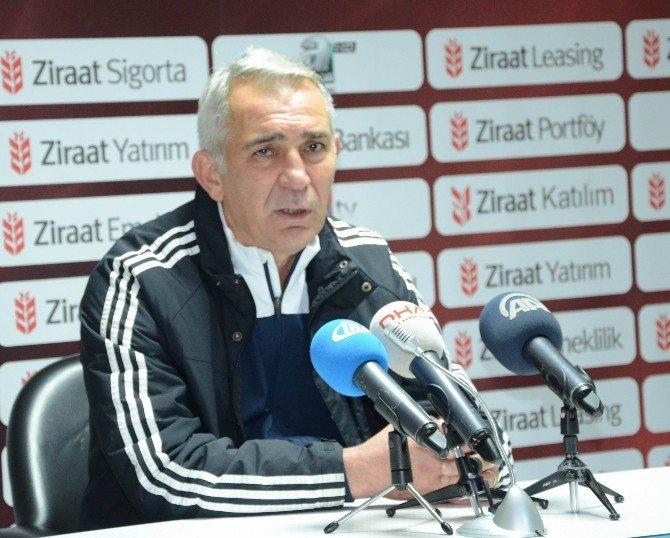 Gaziantepspor - Nazilli Belediyespor Maçının Ardından