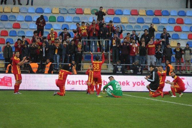 Kayserispor, Etimesgut Belediyespor'u Rahat Geçti