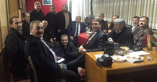 Avrupa Yakası Erzurum Dernekler Birliği'nden Muhteşem 12 Mart Gecesi