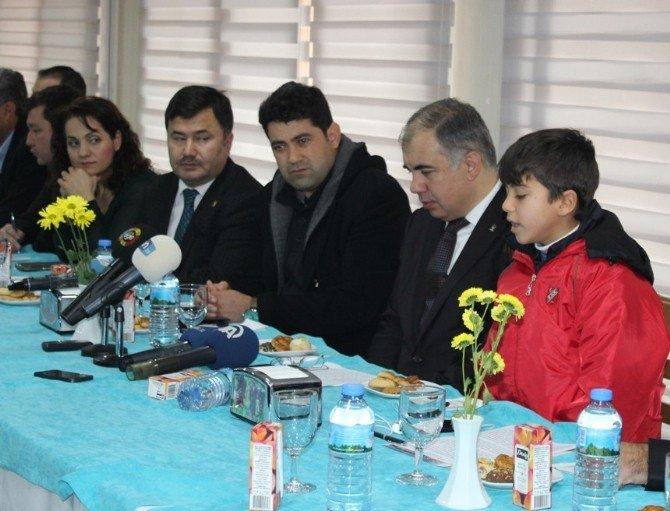 Delican'dan Türkmenlere Yardım Çağrısı