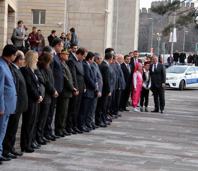 11.cumhurbaşkanı Abdullah Gül Kayseri'den Ayrıldı