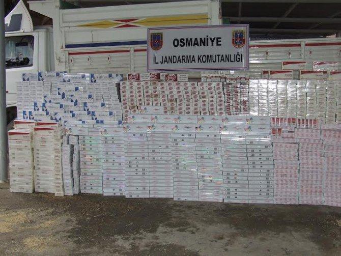 Jandarmanın yakaladığı 368 kişiden 34'ü tutuklandı