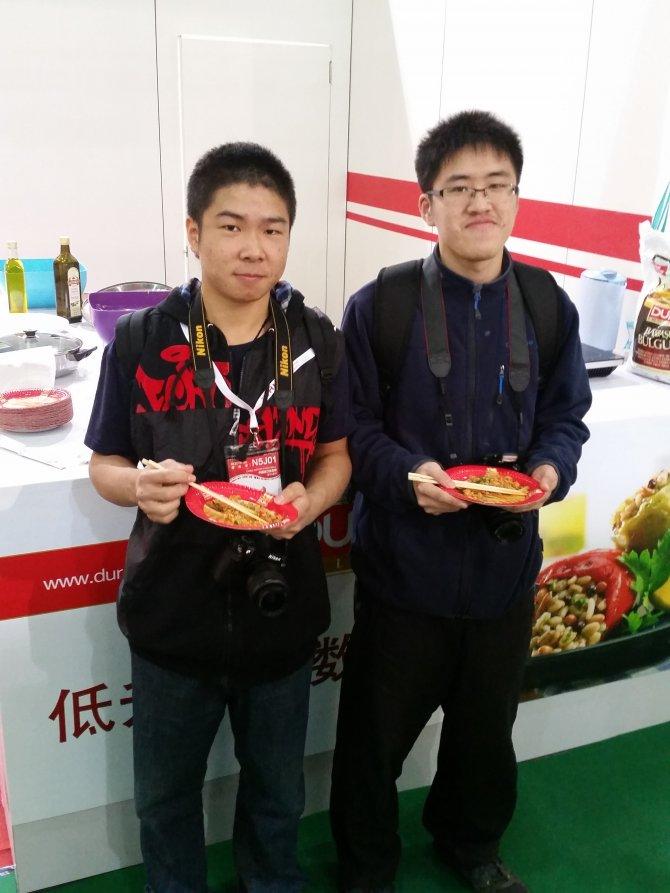 Anadolu bulguru, Çin'de raflara ve menülere girdi