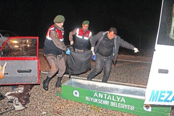 Kemer'de Feci Kaza: 3 Ölü, 1 Yaralı