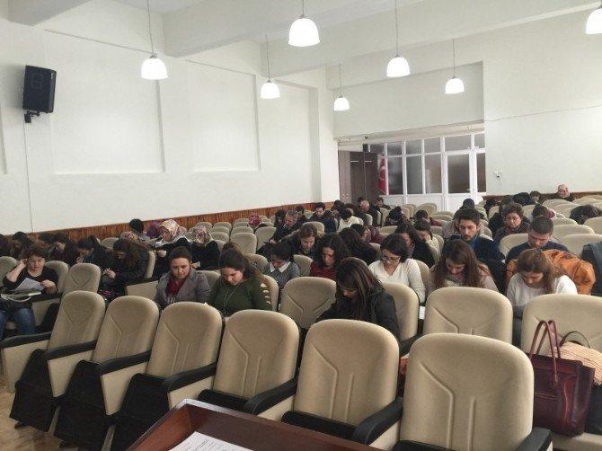 Milli Eğitim Personellerine 'Çalışanların Temel İş Sağlığı Ve Güvenliği Eğitimi' Verildi