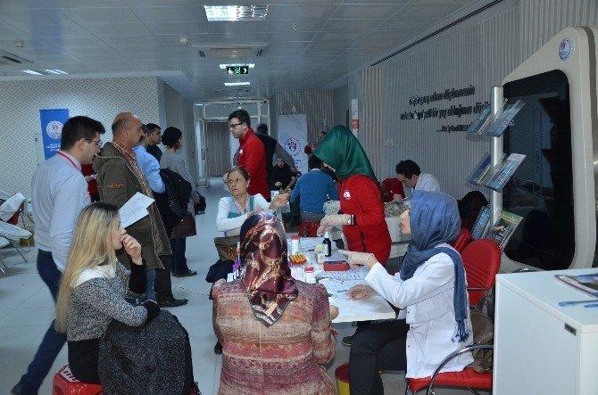 Bafra Kök Hücre Bağışı Kampanyasına Destek Veriyor
