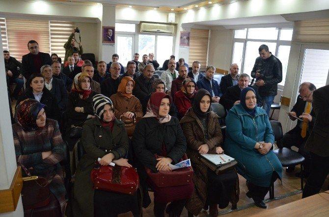 Fatsa'da Bayır Bucak Türkmenleri İçin Yardım Seferberliği