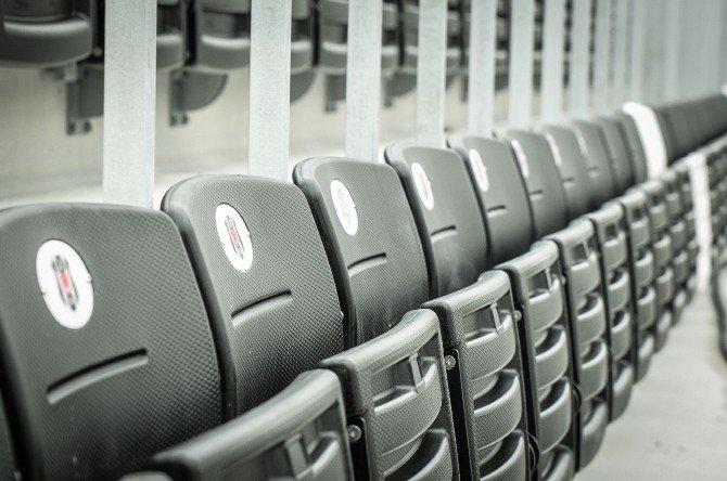 Vodafone Arena'da Koltuk Montajı Başladı