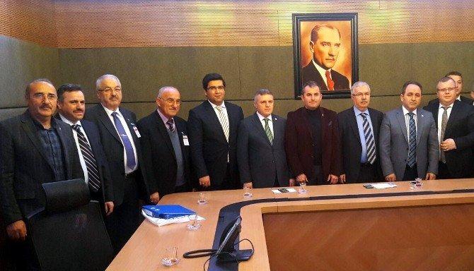 AK Parti Bozkurt İlçe Teşkilatından Ankara'ya Ziyaret