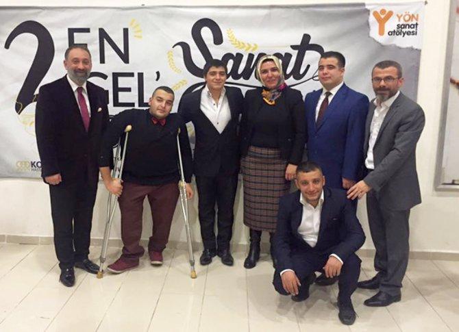 Bitlis Belediyesi Eş Başkanı Dağkıran'a ödül