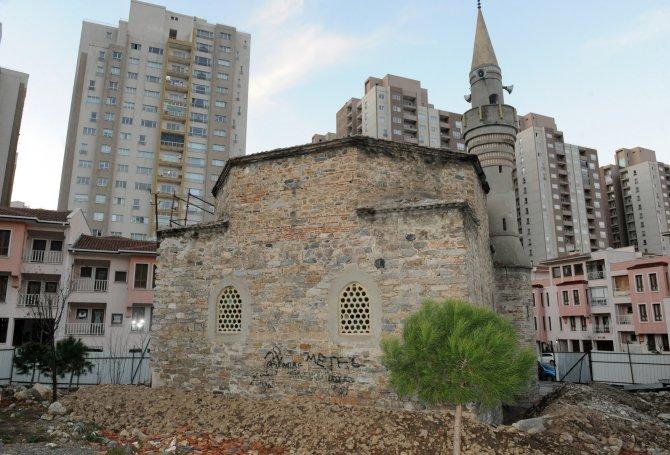 600 yıllık Kefensüzen Camii restore ediliyor