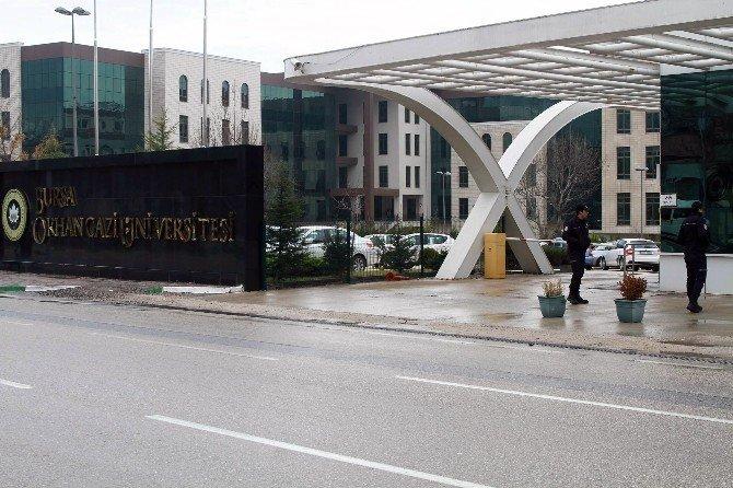 Bursa'da Eş Zamanlı Paralel Operasyonu