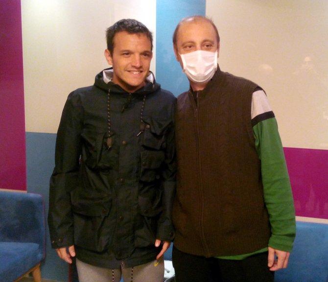 Batalla, sağlık kontrolünden geçti