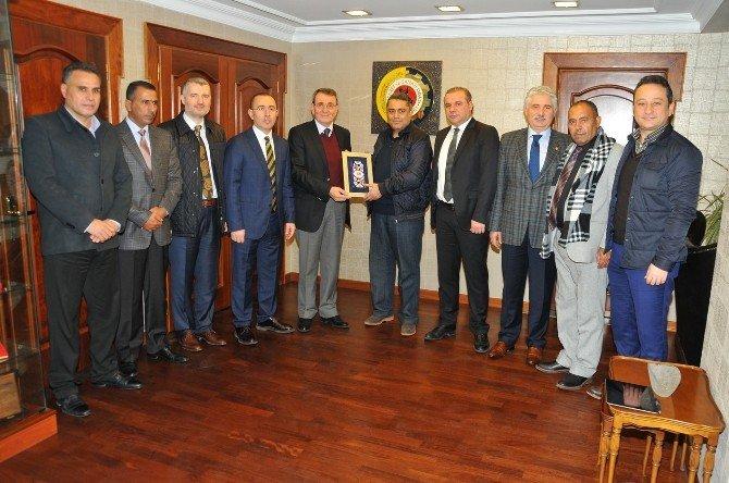 Ürdünlü Belediye Başkanı Almomani'den İşbirliği Vurgusu