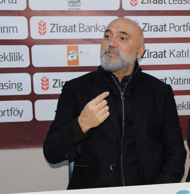 Hikmet Karaman'dan Stat İsyanı