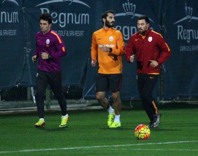 Galatasaray'ın Devre Arası Hazırlıkları Devam Ediyor