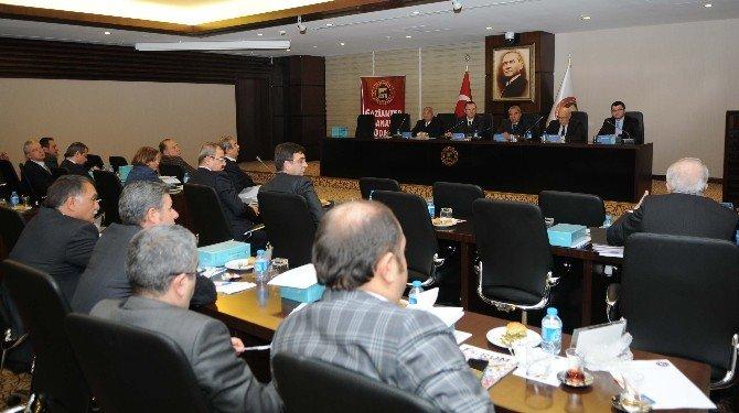 GSO 2016 Yılının İlk Meclis Toplantısını Yaptı