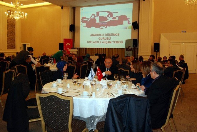 Gaziantep'te Ortadoğu Konulu Toplantı