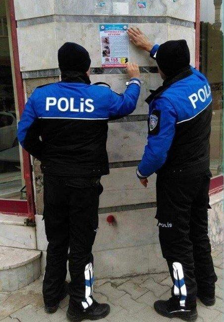 Nizip'te Polisten Motosiklet Kullanıcılarına Uyarı