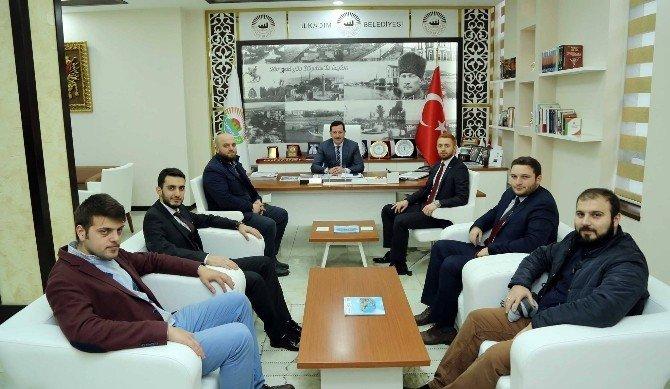Genç MÜSİAD'dan Başkan Tok'a Ziyaret