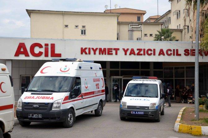 Hatay'da 2 çocuk daha domuz gribi şüphesiyle hastaneye yatırıldı