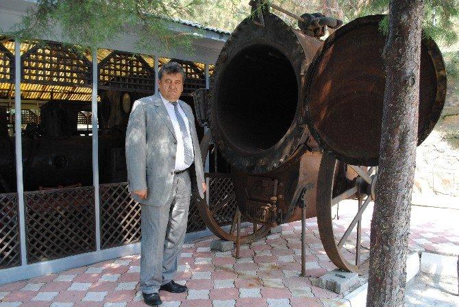 Kömür Madeninin 112 Yıllık 'Bit Makinesi'