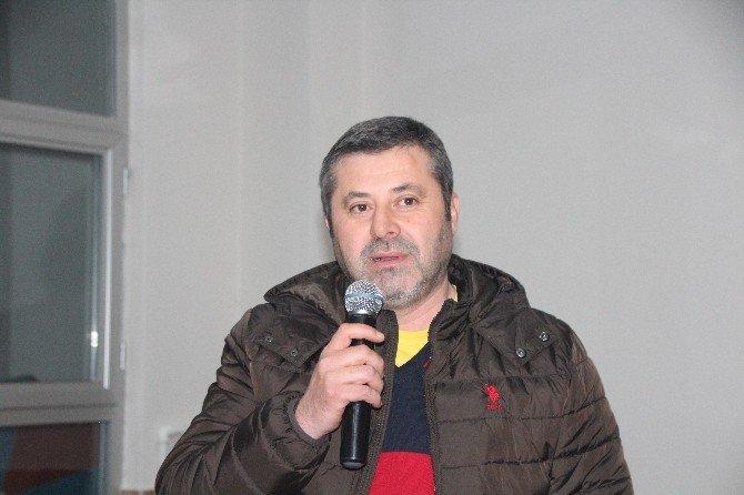 Başkan Duymuş'tan Bilecikspor Ve Vezirhanspor'a Yemek Jesti
