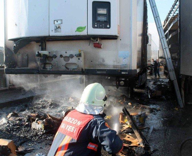 Trabzon'da En Fazla Yangın Kasım Ayında Çıktı