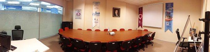 İzmir Kent Konseyi yeni yerinde