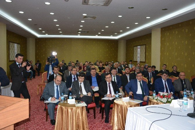 Karaman'da İstihdamın Geliştirilmesi Çalıştayı Düzenlendi