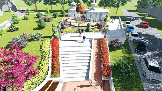 Uzun Mehmet Anıtı Yenilenecek