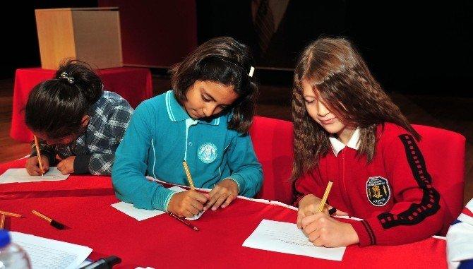 Kepezli Çocuklar Demokrasiyi Öğreniyor