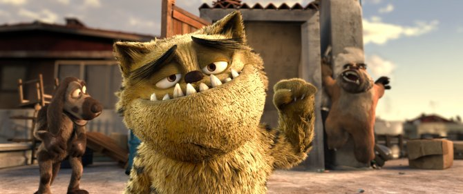 Kötü Kedi Şerafettin 'Şero' 5 Şubat'ta sinemalarda