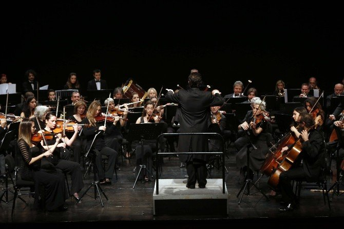 Devlet Senfoni Orkestrası'ndan Muhteşem Konser