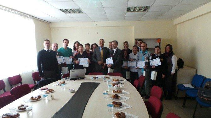 Hastane Yönetiminden Personeline Ödül