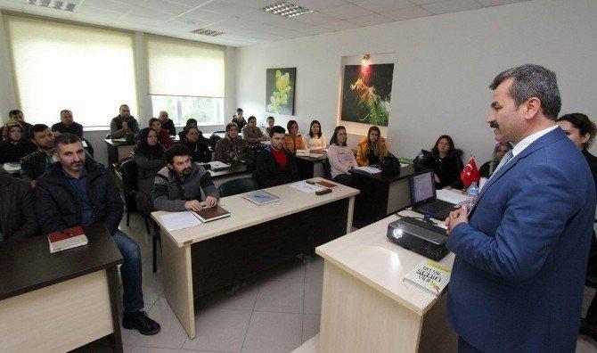 Saruhanlı'da Uygulamalı Girişimcilik Eğitimi Kursu Açıldı