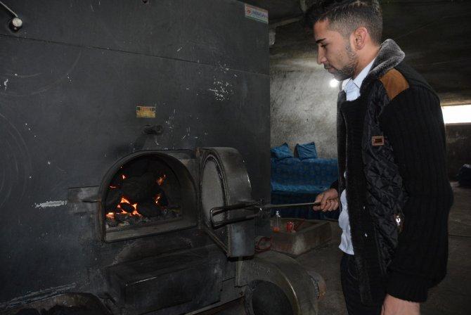 Nusaybin Belediyesi'nden kalorifer kazanı denetimi