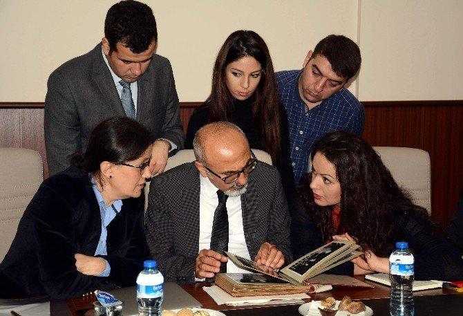 Adnan Menderes Müzesi İçin Senaryo Çalışmaları Devam Ediyor