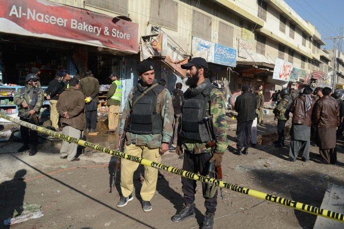 Pakistan'da sağlık merkezine bombalı saldırı: 15 ölü, 10'dan fazla yaralı