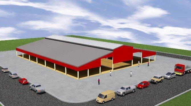Sungurlu'ya Modern Kapalı Pazar Yeri Yapılacak